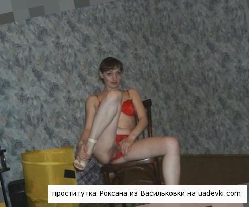 проститутки Васильковки Роксана