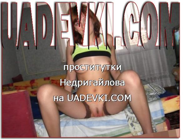 проститутки Недригайлова